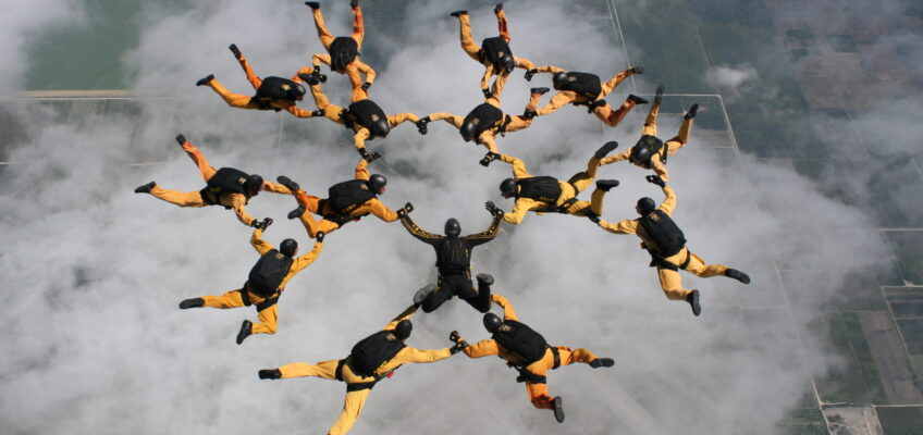 Customer Experience: It's a Team Sport!