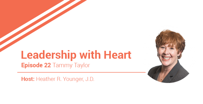 22: Leaders with Heart Deal with Their Imperfections and Make Them Better