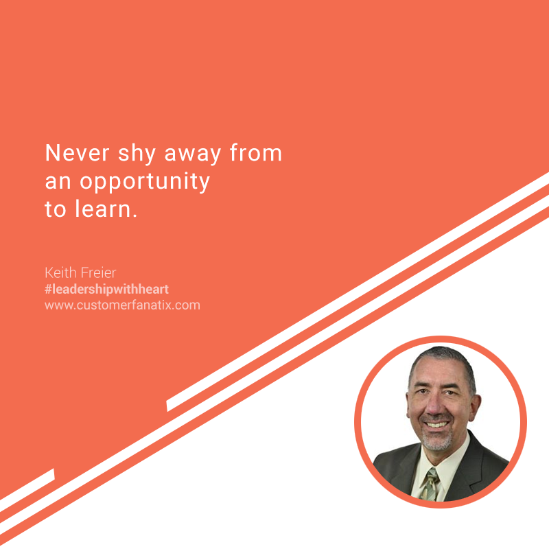 Keith Freier Quote Card