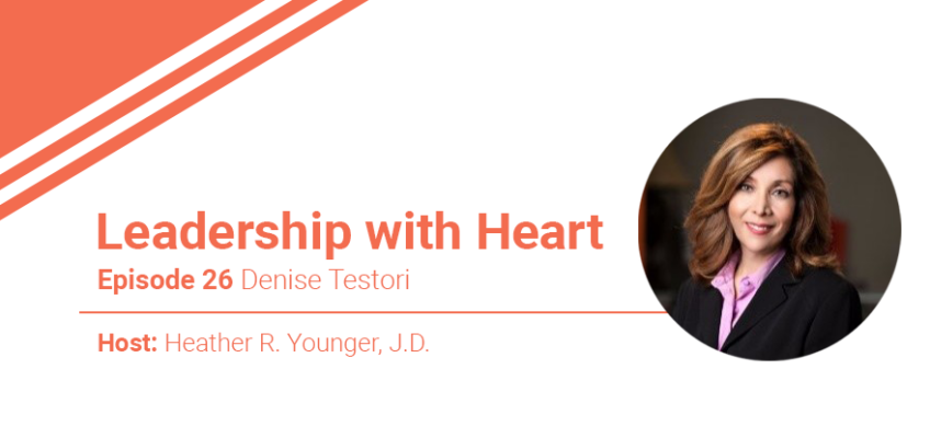 26: Leaders with Heart Know That They Must Lead the Whole Person