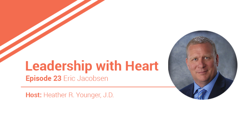 23: Leaders with Heart Understand That in Order to Catch Fish You Must Cast Among Them