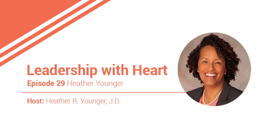 29: Leaders with Heart Have Strong Personal Identities