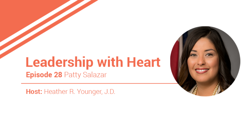 28: Leaders with Heart Know That It Takes a Village to Lead Well