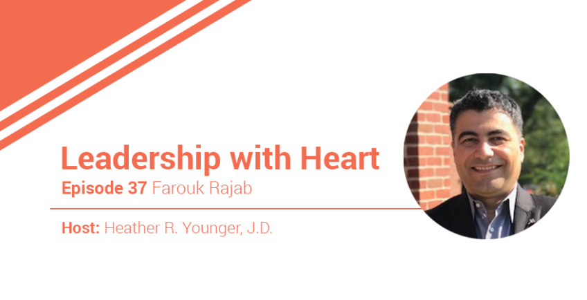37: Leaders with Heart are Great Followers First