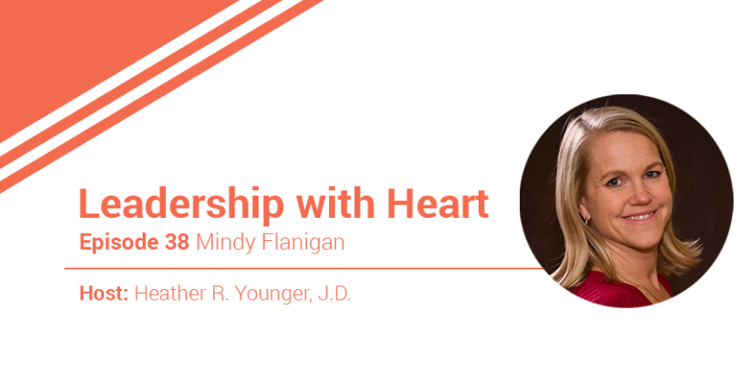 38: Leaders With Heart Don't Shy Away From Admitting Their Love For Their People
