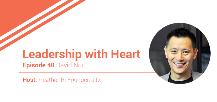 40: Leaders With Heart Know That Providing Growth For The Team Is No Tiny Matter