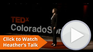 Transforming Adversity into Opportunity | Heather Younger, J.D. | TEDxColoradoSprings