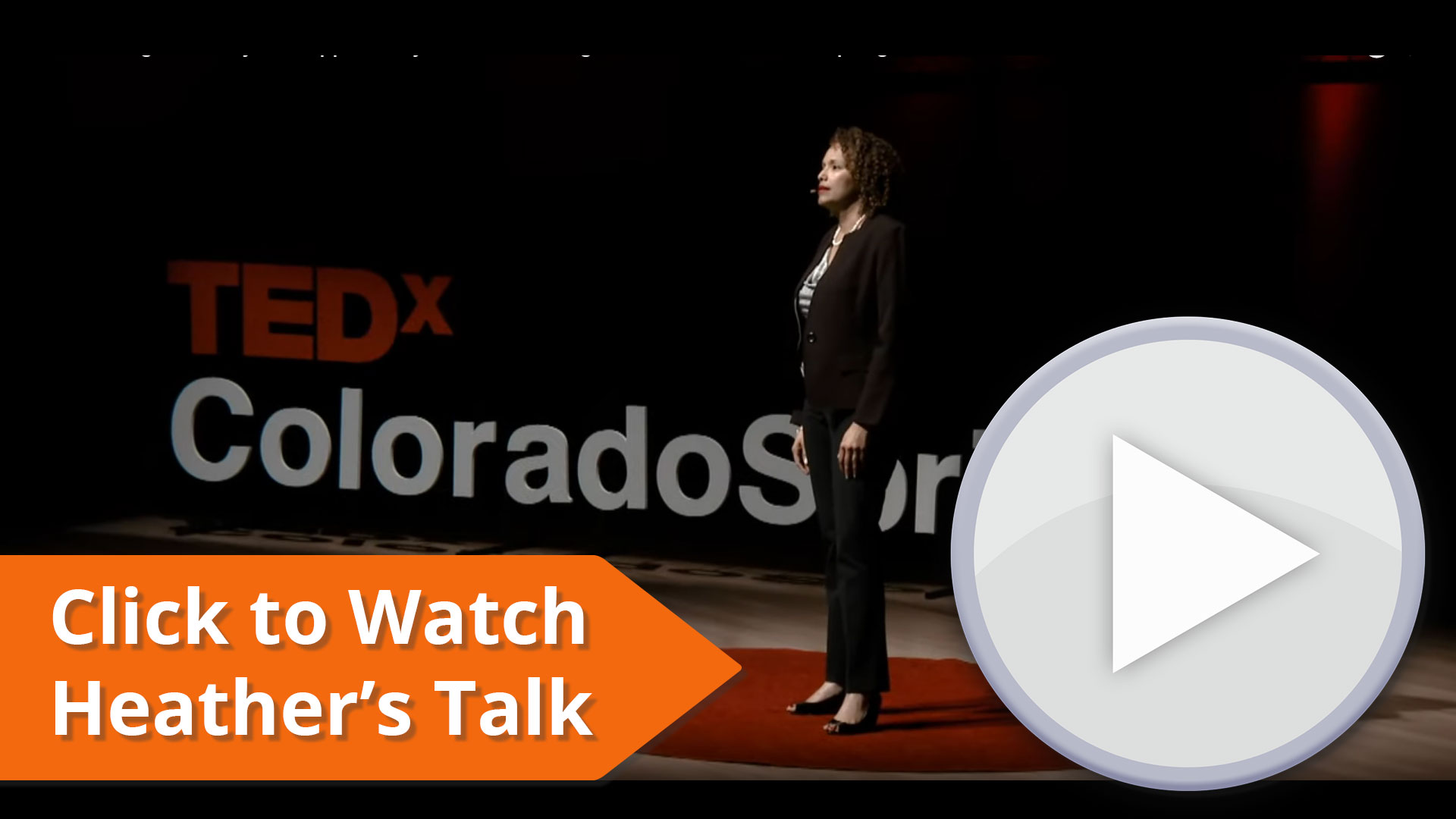 TEDx Talk Video Thumbnail