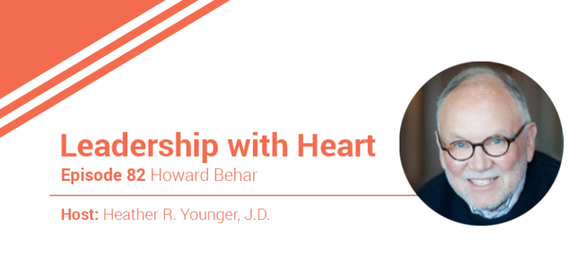82: Leaders With Heart Live True Servant Leadership