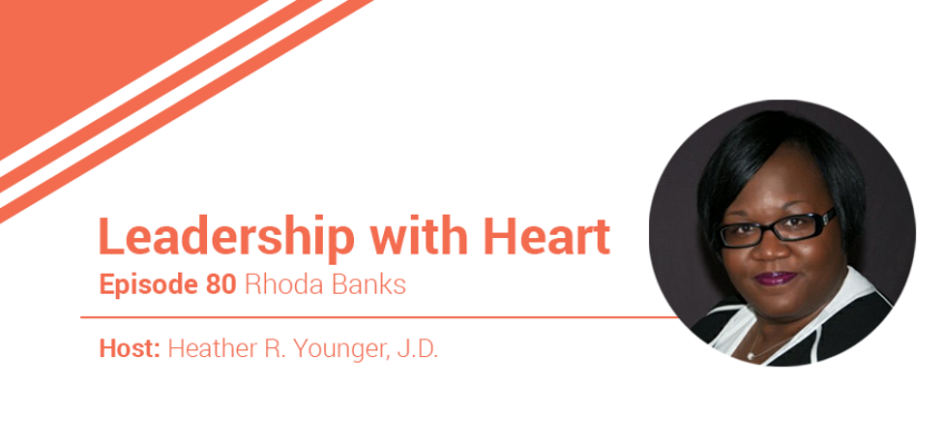 80: Leaders With Heart Understand They Are The Caretakers Of Their Employees' Futures