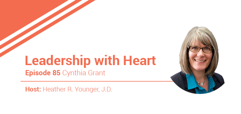 85: Leaders With Heart Understand That Their Own Brokenness Is A Gift