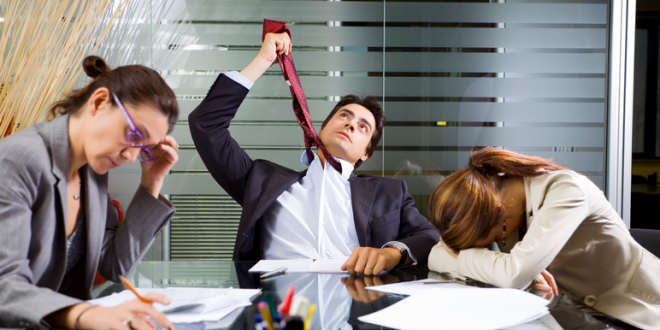 Three ways to conquer low morale