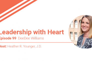 99: Leaders With Heart Have A Strong Moral Compass